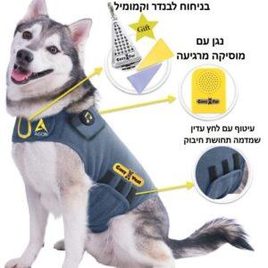כלב בחרדה